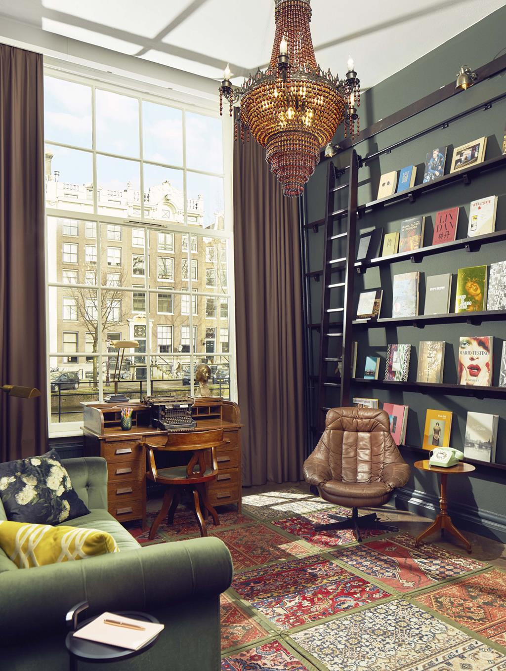 The Book Collector's suite