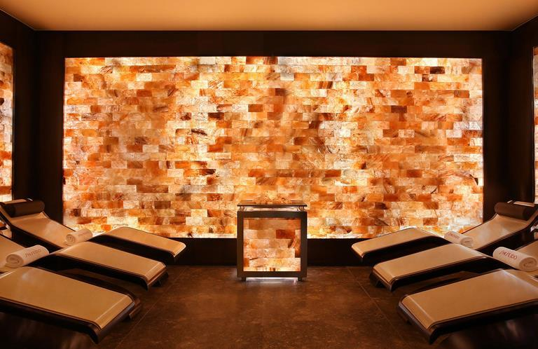 Salt cabin - Shiseido Spa at Hotel Excelsior Gallia Milan