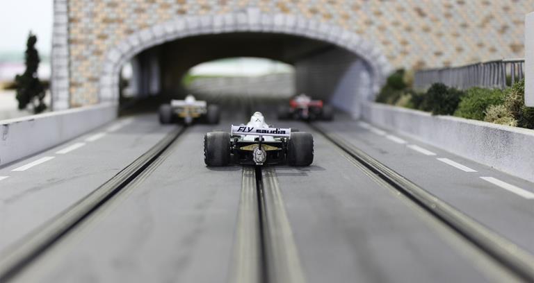 Slot Mod Raceways Bespoke Race Tracks | Centurion Magazine