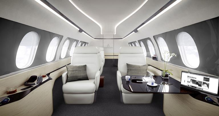 8. Supersonic: Aerion SBJ