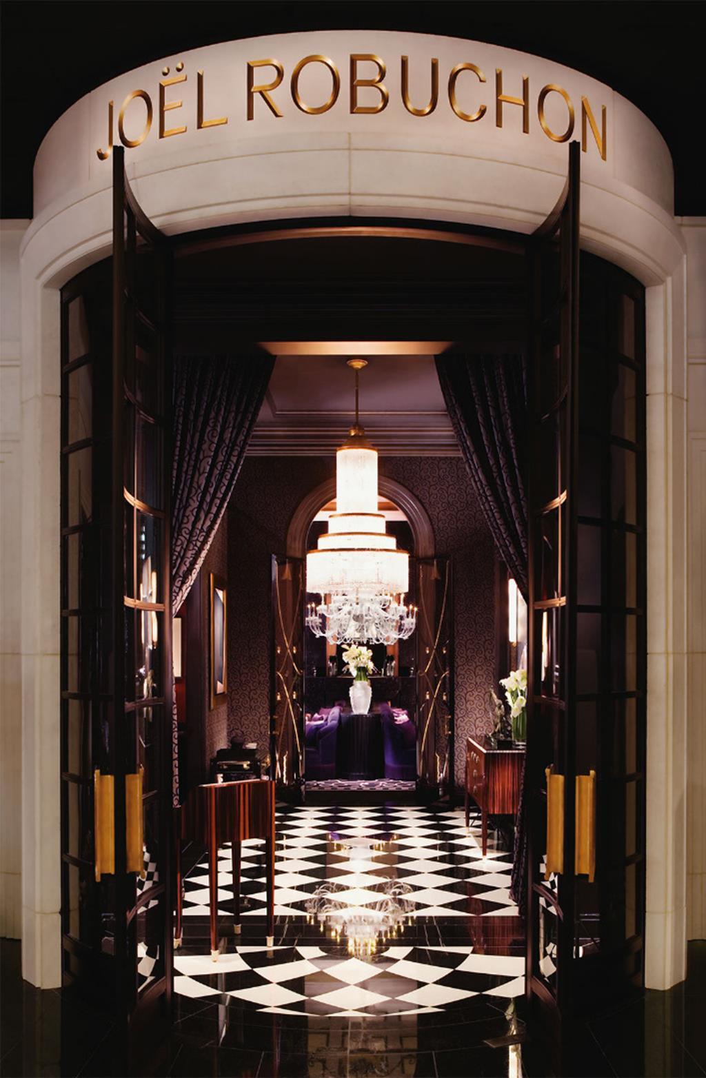 Joël Robuchon Restaurant Las Vegas | Centurion Magazine