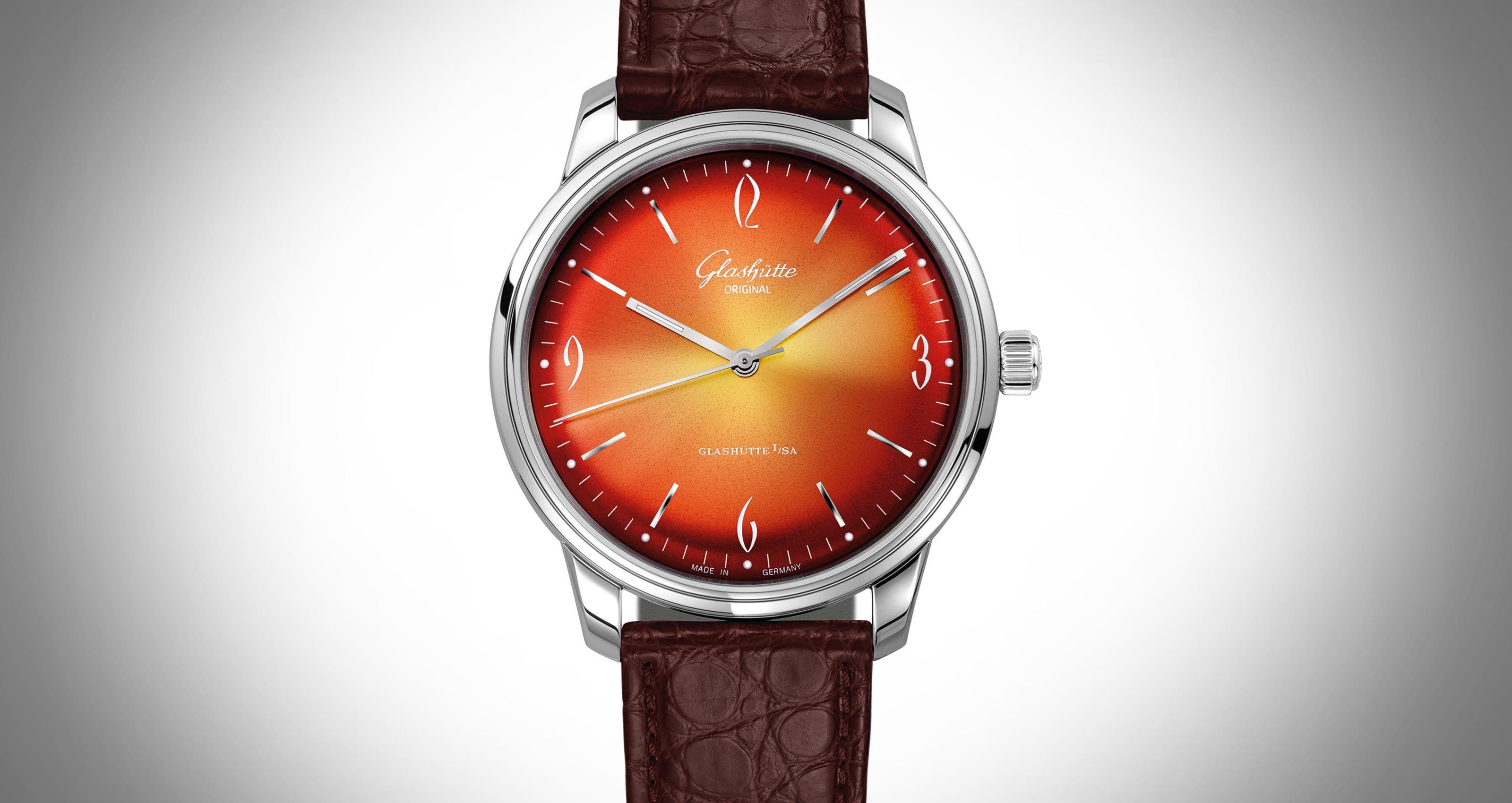 6. Glashütte Original The Sixties Iconic Collection
