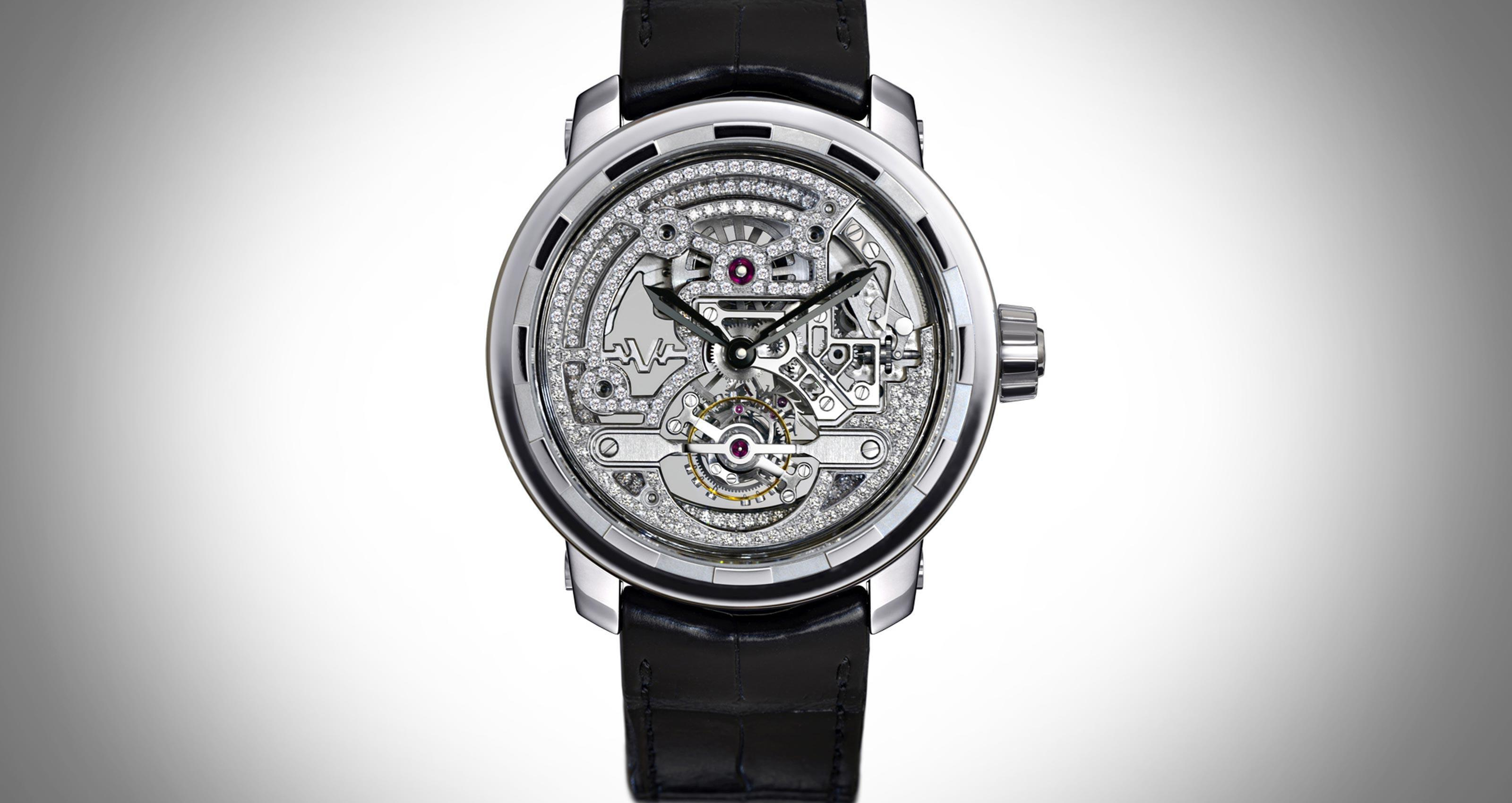 15. DeWitt Twenty-8-Eight Skeleton Tourbillon